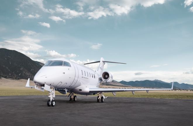 XOJet Bombardier Challenger 300
