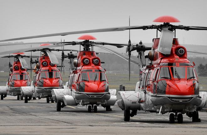 Вертолеты H225