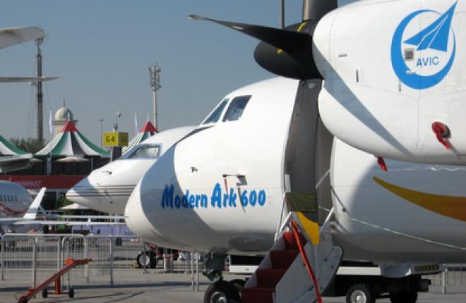 Xian Aircraft стала вторым производителем турбопропов в мире