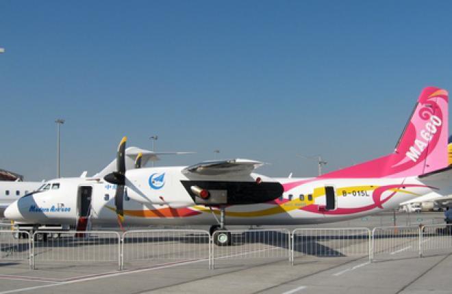 Xian Aircraft хочет сертифицировать свой турбопроп в СНГ