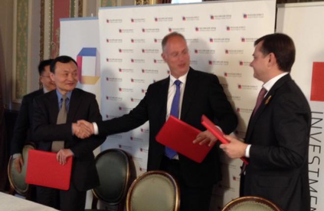 Поставки SSJ 100 для российско-китайского лизингодателя начнутся в 2016 году