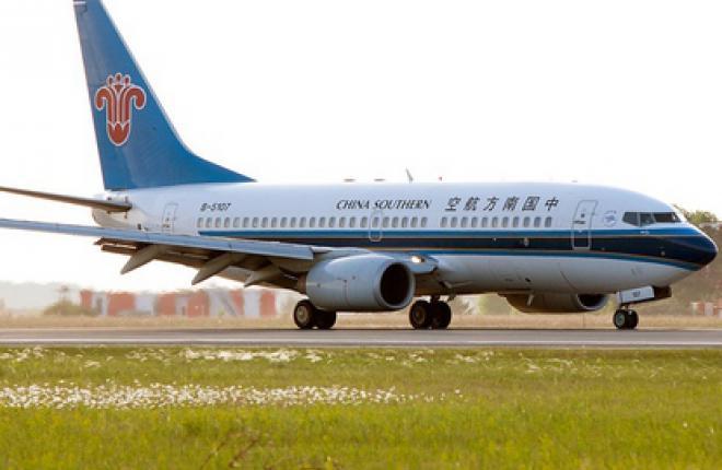 Китайская авиакомпания China Southern Airlines увеличила частоту рейса Урумчи—Но