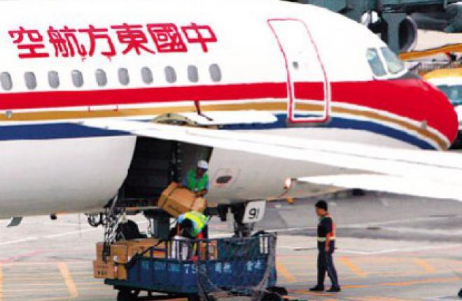 Авиакомпании China Eastern Airlines и Shanghai Airlines объединяют грузовые акти