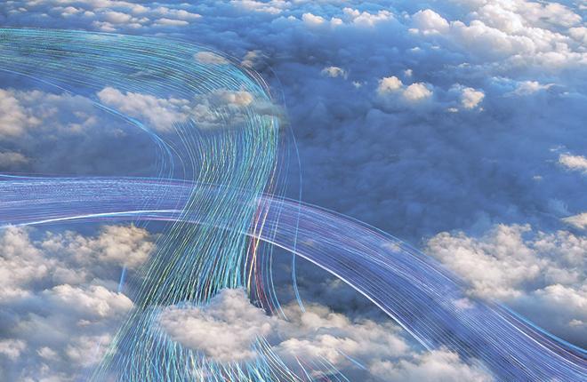 О процессе перехода отрасли воздушных перевозок к цифровой экономике АТО рассказал глобальный руководитель IBM по работе с транспортной отраслью Ди Вадделл.
