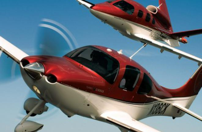 Американская компания Cirrus Aircraft продана Китаю