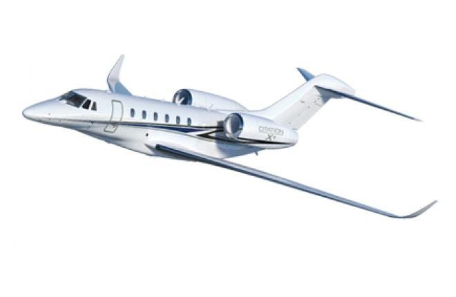 Cessna Aircraft получила сертификат типа на самый быстрый гражданский самолет