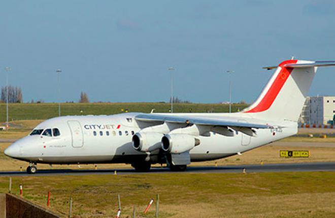 Самолетами SSJ 100 заинтересовалась ирландская авиакомпания CityJet