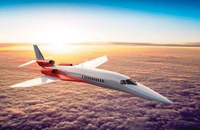 Aerion и Airbus учредили СП для создания сверхзвукового бизнес-джета AS2