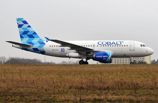Китайские авиастроители остановили кипрскую авиакомпанию Cobalt Air
