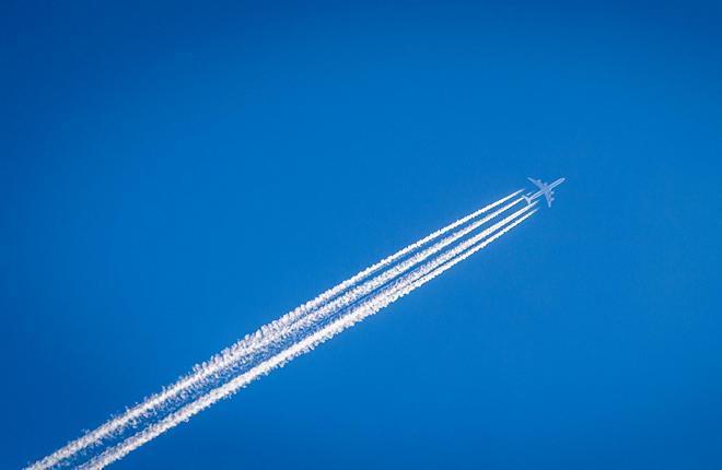 сервис для формирования отчетов по вредным выбросам самолетов для лизингодателей и банков