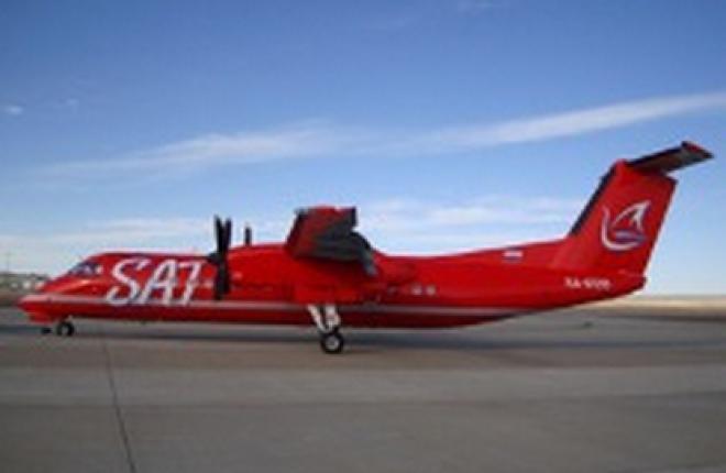 "Dash 8-300 :: ""Сахалинские авиатрассы"""