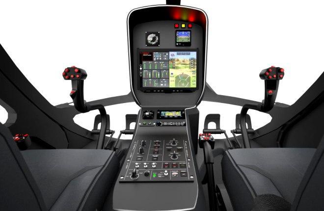 Авионика FlytX производства компании Thales