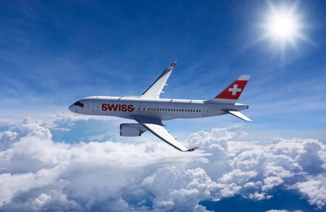 Swiss закажет равное число CS100 и CS300