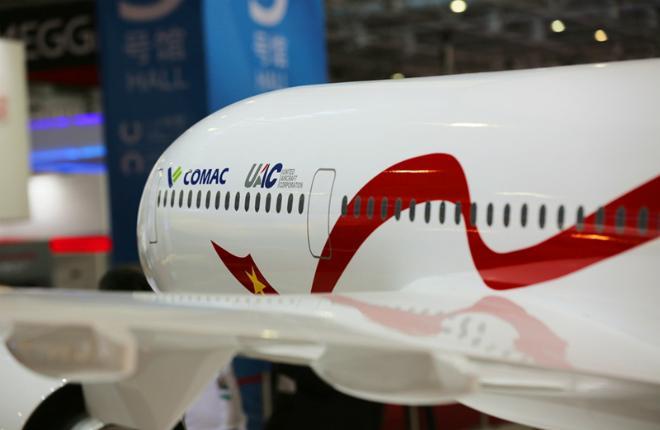 самолет CR929