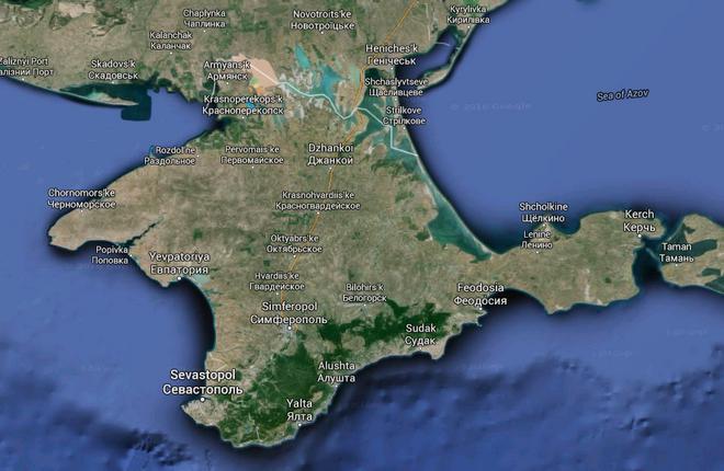 EASA признало полеты вблизи Крыма безопасными