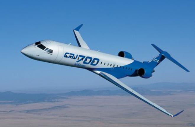 Bombardier уйдет с рынка региональных реактивных самолетов