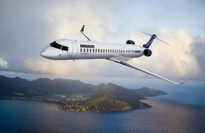 CRJ Bombardier