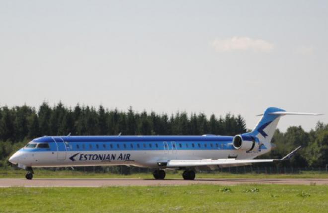 Estonian Air отказывается от эксплуатации самолетов Embraer E170