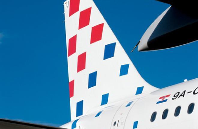 Хорватская национальная авиакомпания будет приватизирована