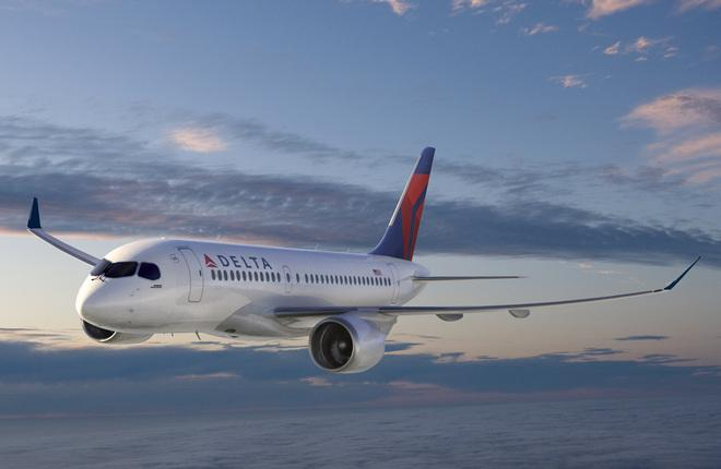Bombardier официально оформила крупнейший заказ на самолеты CSeries