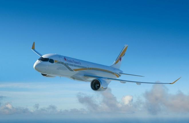 ИФК изменила условия контракт на самолеты CSeries