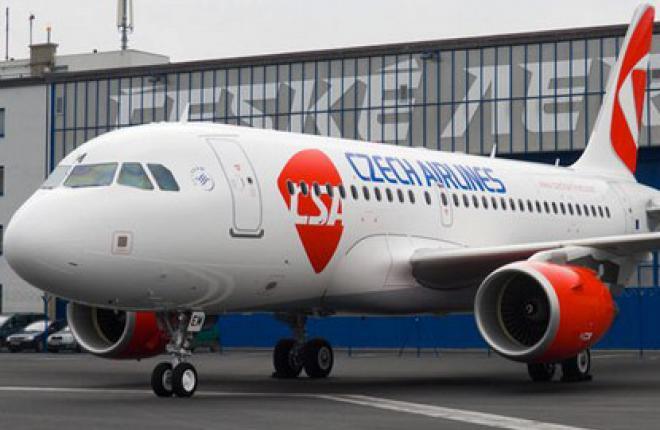 CSA и Air France возобновляют код-шеринг на рейсах между Чехией и Францией