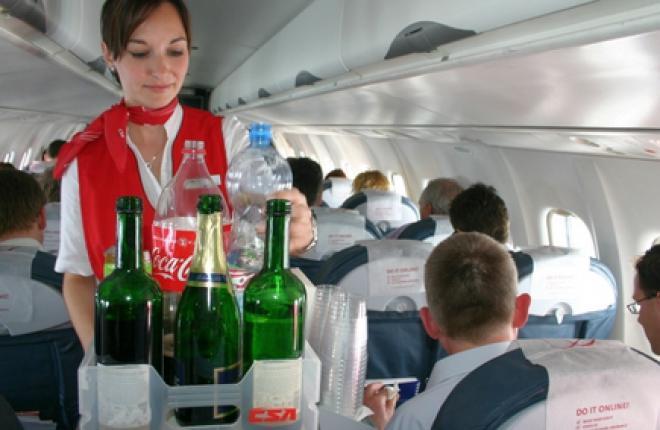 Из-за украинского кризиса Czech Airlines сократит треть сотрудников
