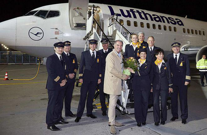 Lufthansa завершила эксплуатацию Boeing 737
