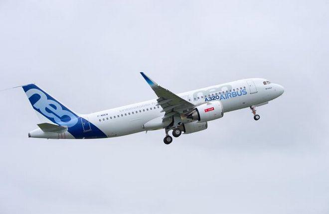 Сертифицирован самолет A320neo с двигателями LEAP-1A