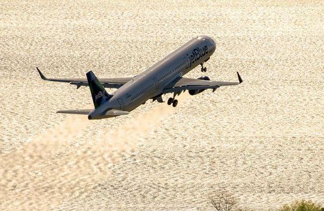 Airbus поможет авиакомпании JetBlue сэкономить на техобслуживании самолетов