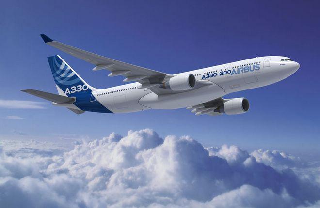 Airbus вновь увеличит темпы производства самолетов A330