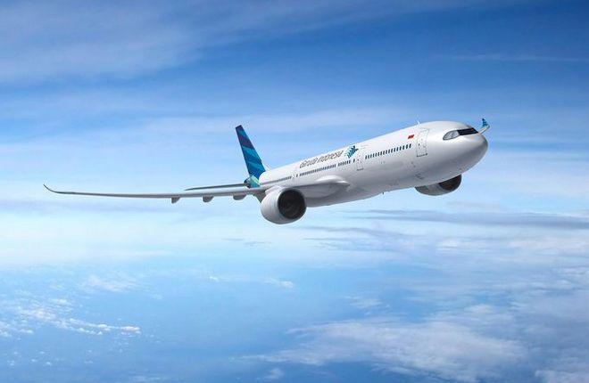 Garuda Indonesia заказала 14 самолетов A330-900neo
