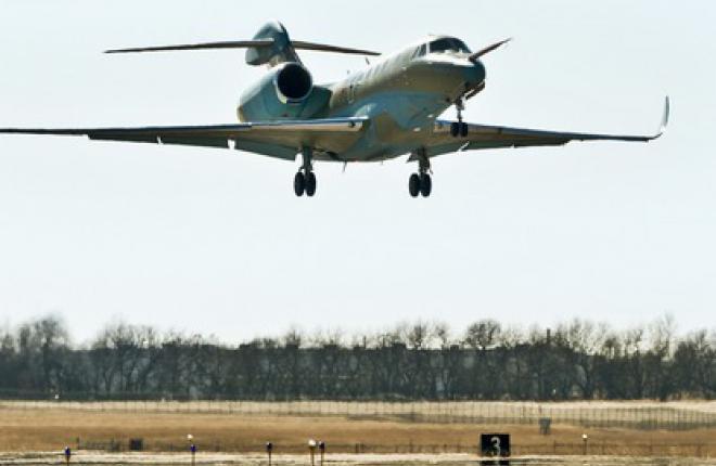 Citation Ten совершил первый полет :: Cessna