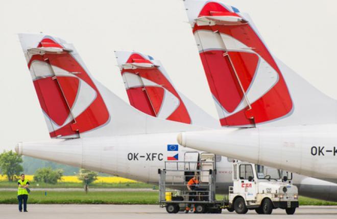 Чешская авиакомпания Czech Airlines ищет финансовой помощи у Korean Air