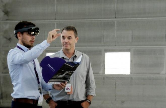 Magnetic MRO наложит виртуальную ливрею на реальный самолет