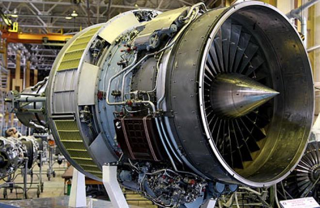 Двигатель Д-436 компании Мотор Сич для самолета Sukhoi Super Jet 100