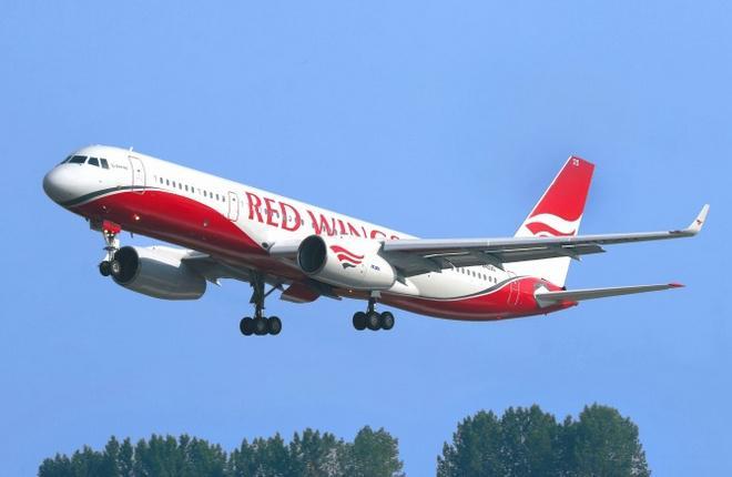 ИФК согласилась купить долю в авиакомпании Red Wings