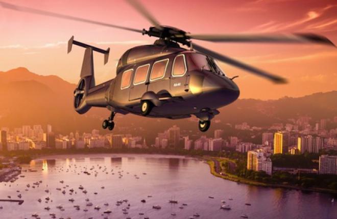 Вертолет Ка-62 получит модернизированное шасси