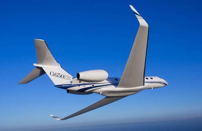 Gulfstream и Cessna отчитались о поставках бизнес-джетов