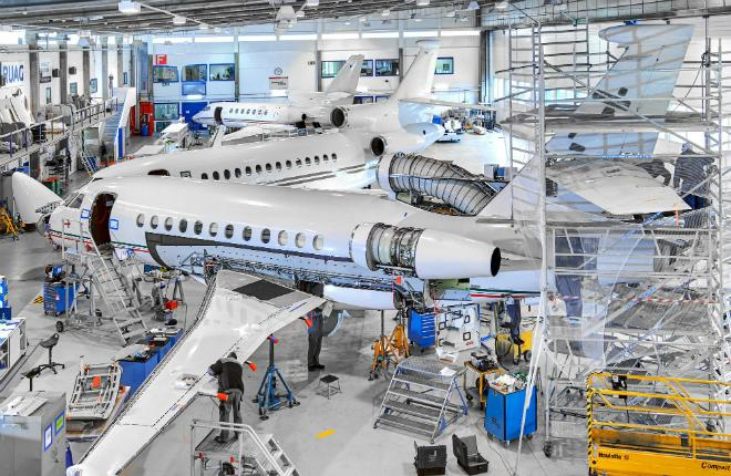 Dassault купила подразделения RUAG