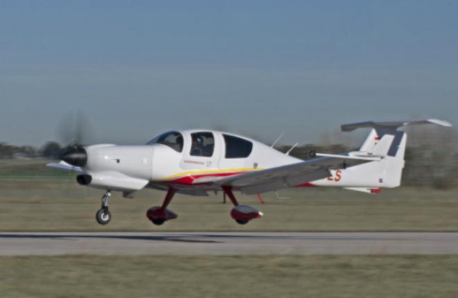 Двигатели для самолетов Diamond будут собирать и обслуживать на Украине