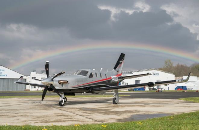 Самолет Daher TBM940