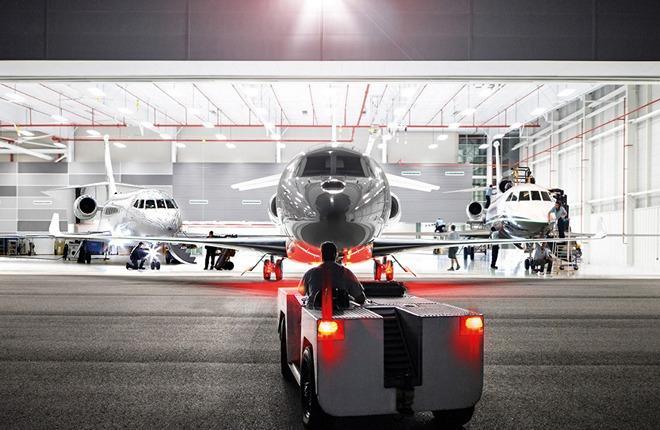 самолеты Dassault Falcon