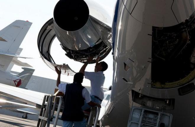 Авторизованный сервисный центр Dassault Falcon откроется в Москве в 2013 году
