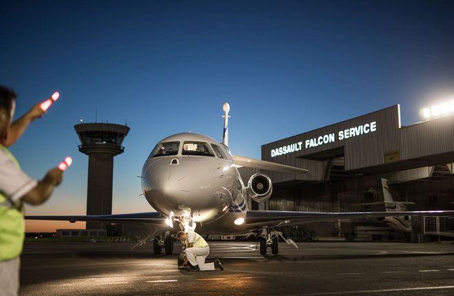 ТОиР Dassault Aviation