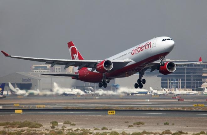 Air Berlin уделит больше внимания бизнес-классу на европейских рейсах
