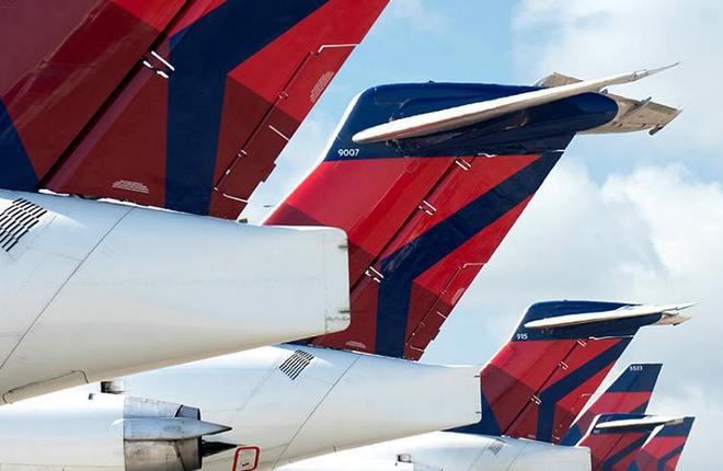 Delta Air Lines назвали потенциальным заказчиком 125 самолетов CSeries
