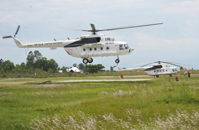 Украинского перевозчика обязали вернуть вертолеты военным