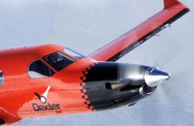 Авиакомпания Dexter («Авиа менеджмент групп») связала Москву и Соловки