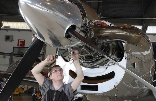 Перевозчик Dexter поручил обслуживание парка PC-12 компании RUAG Aviation